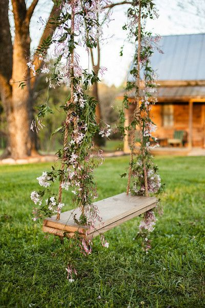 Floral Swing