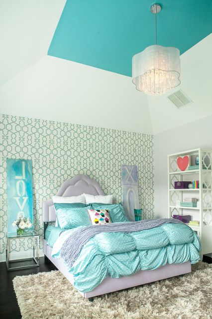 15 Ideas To Decorate A Teen Girl Bedroom Pretty Designs