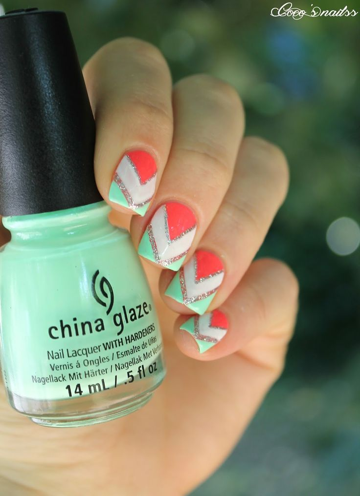 15 nail design ideas that are actually easy - Nail Design Ideas Easy