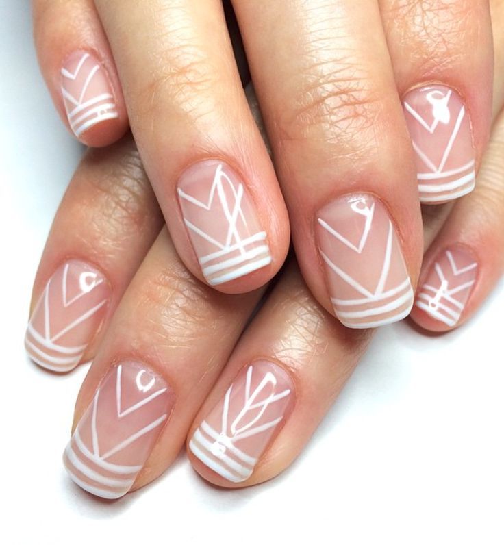 15 Nail Design Ideas That Are Actually Easy To Copy Pretty Designs