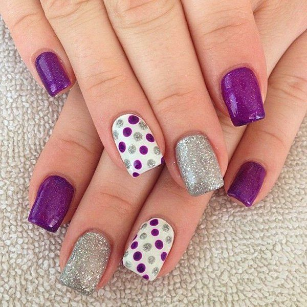 15 nail design ideas that are actually easy - Simple Nail Design Ideas