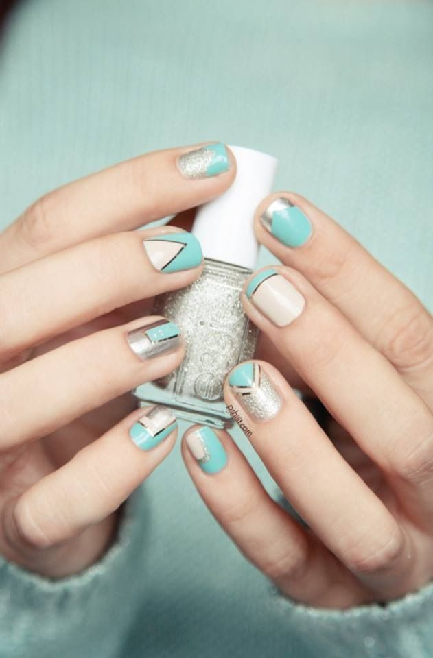 Cute Easy Nail Design Ideas for Short Nails