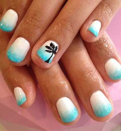 Cute Easy Nail Design Ideas for Short Nails - 37 Super Easy Nail Design Ideas For Short Nails - Pretty Designs