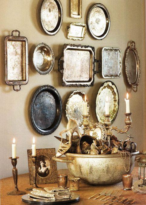 Sparkle Plate Walls