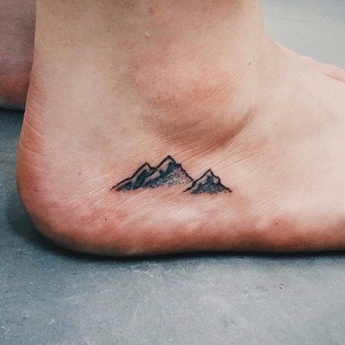 15 Cute Foot Tattoo Designs For Girls: 20 Cute Tiny Tattoo Ideas For Girls