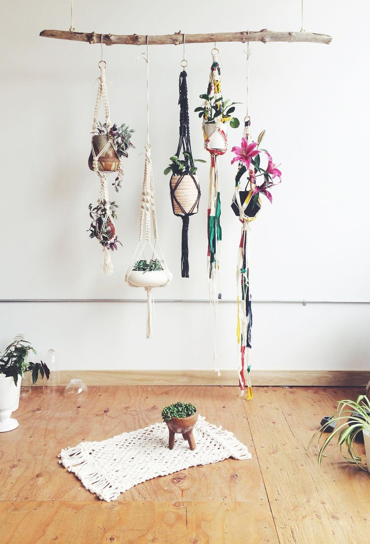 20 hanging planter ideas for home11