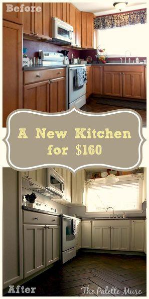 Repaint Your Kitchen