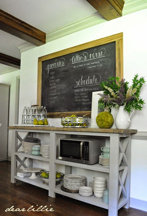 A Sideboard for Kitchen