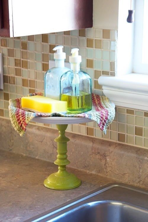 Cake Stand for Kitchen Sink
