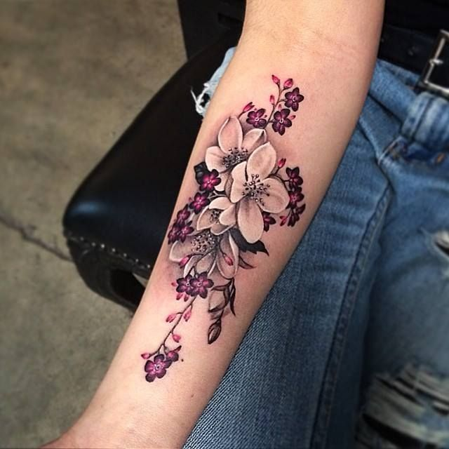 20 Pretty Tattoos for Women