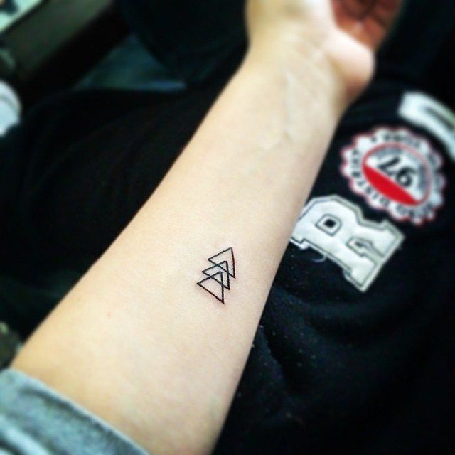 20 Simple Tattoos For Women