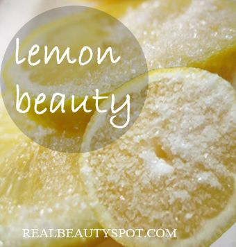 Lemon Beauty