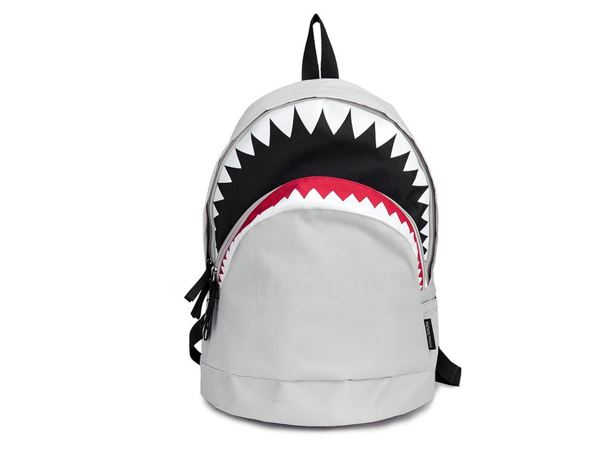 Big Shark Backpack, $39