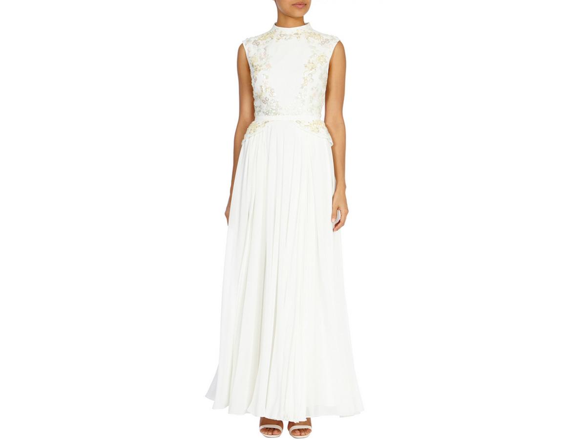 Coast Botanical Blooms Maxi Dress, $550