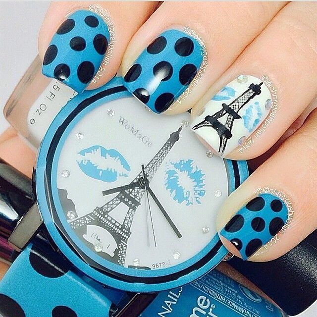 cool nail design idea - Cool Nail Design Ideas