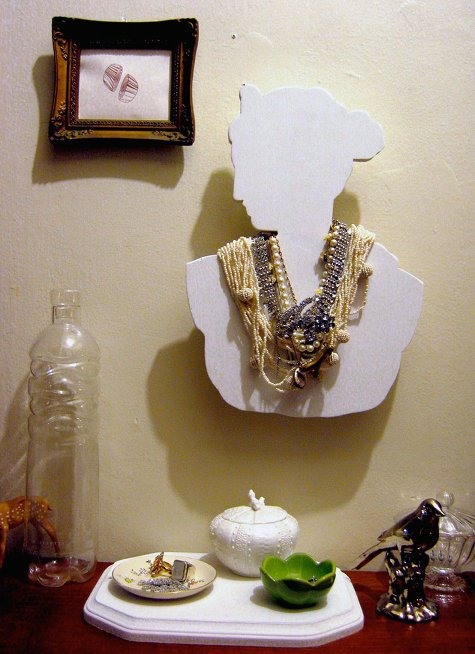 DIY Jewelry Holder Project