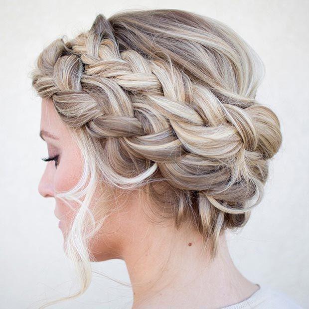 Strange 15 Sweet French Braids Pretty Designs Hairstyle Inspiration Daily Dogsangcom