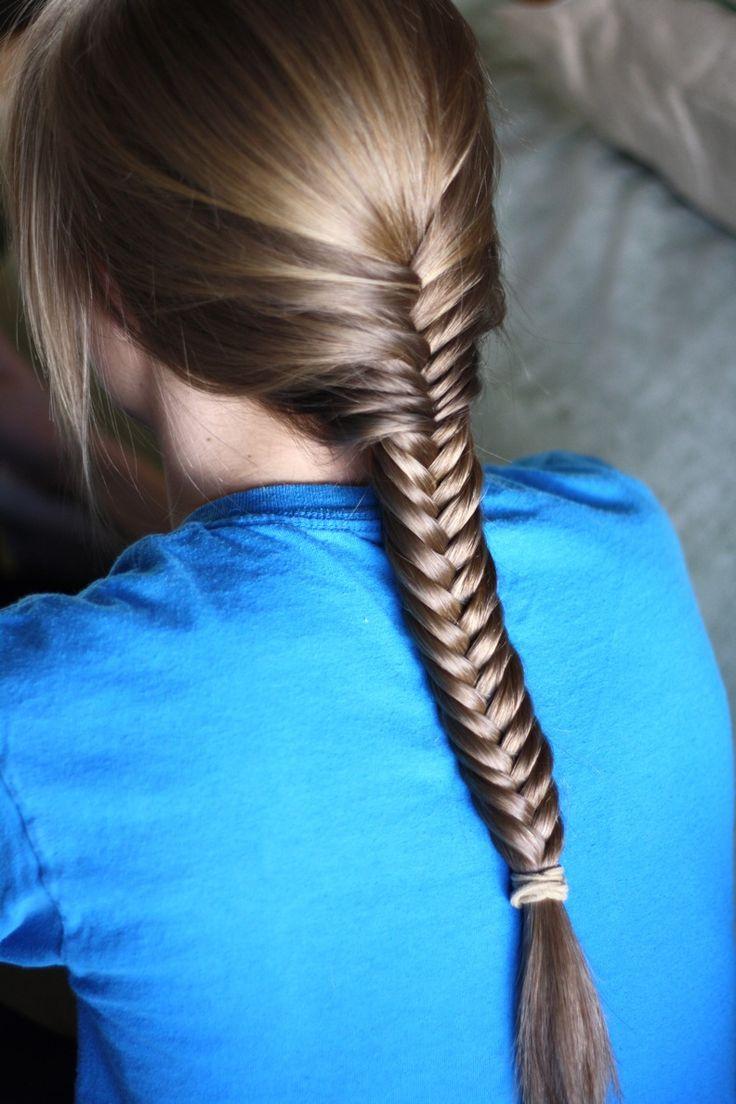 15 Sweet French Braids - Pretty Designs