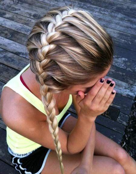 Amazing 15 Cute French Braid Hairstyles Braids Short Hairstyles For Black Women Fulllsitofus