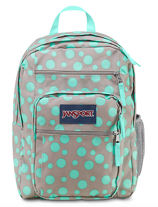 Jansport Big Student backpack, $46