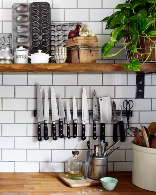 Knife Magnetic Rack