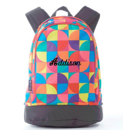Lillian Vernon Pinwhell backpack, $40