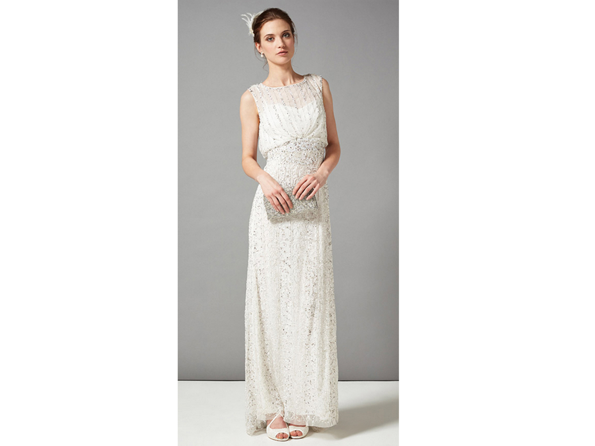 Phase Eight Hope Wedding Dress, (approx. $928 USD, £595)