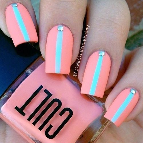 Pretty Nail Art Design - 23 Sweet Spring Nail Art Ideas & Designs For 2018