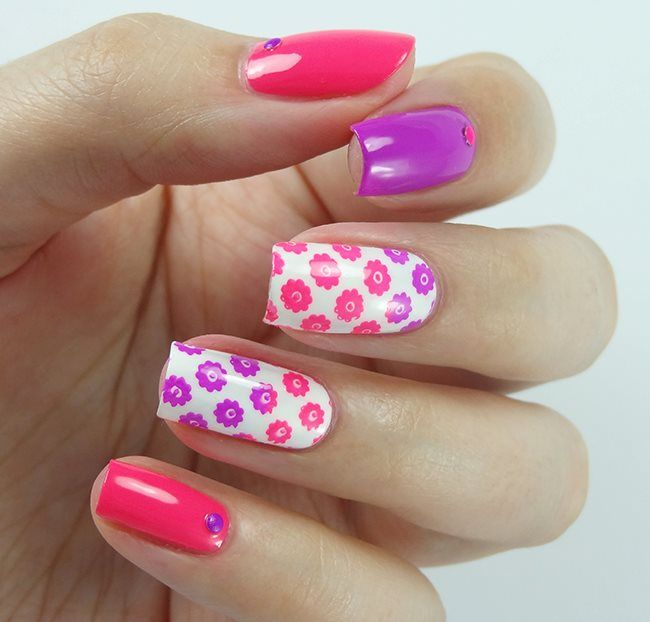 Cute nail art ideas for summer best nails 2018 15 cute summer nail art ideas for 2016 pretty designs prinsesfo Choice Image