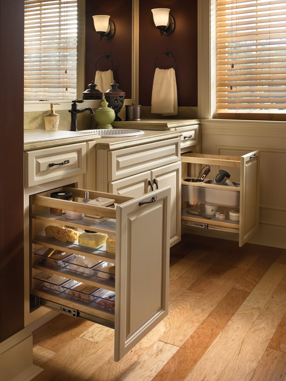 bathroom cabinets and storage 22 effective ways to organize your bathroom pretty designs 15615