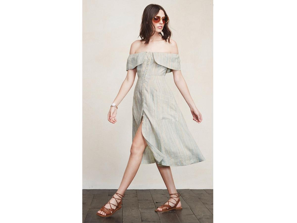 Reformation Mariana Dress, $198