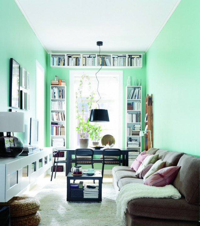 16 Impressive Ways to Decorate Your Living Room - Pretty ...