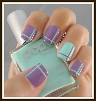 Easy nail polish designs using tape best nails 2018 17 super easy nail art designs and ideas for 2017 pretty prinsesfo Gallery