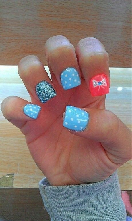 Summer Nail Design Idea for 2016
