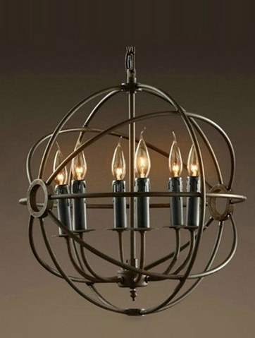 Vintage Style Lamps