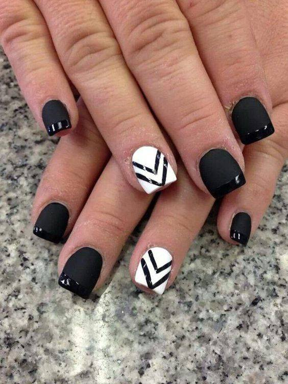15 Nail Design Ideas That Are Actually Easy to Copy - Pretty Designs