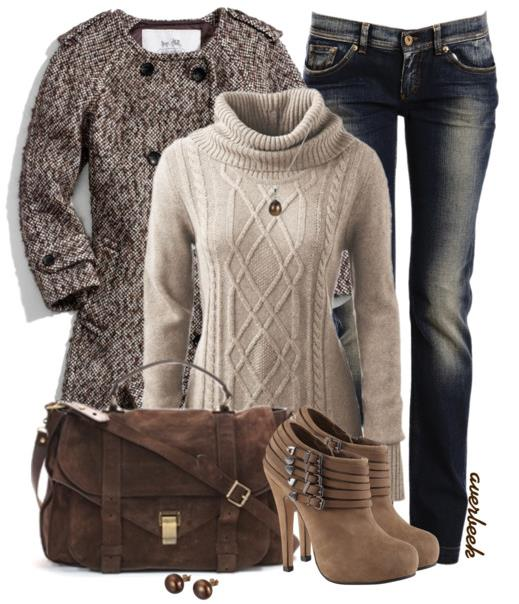 30 Stylish Outfit Ideas For Winter Winter Outfit Ideas Pretty Designs