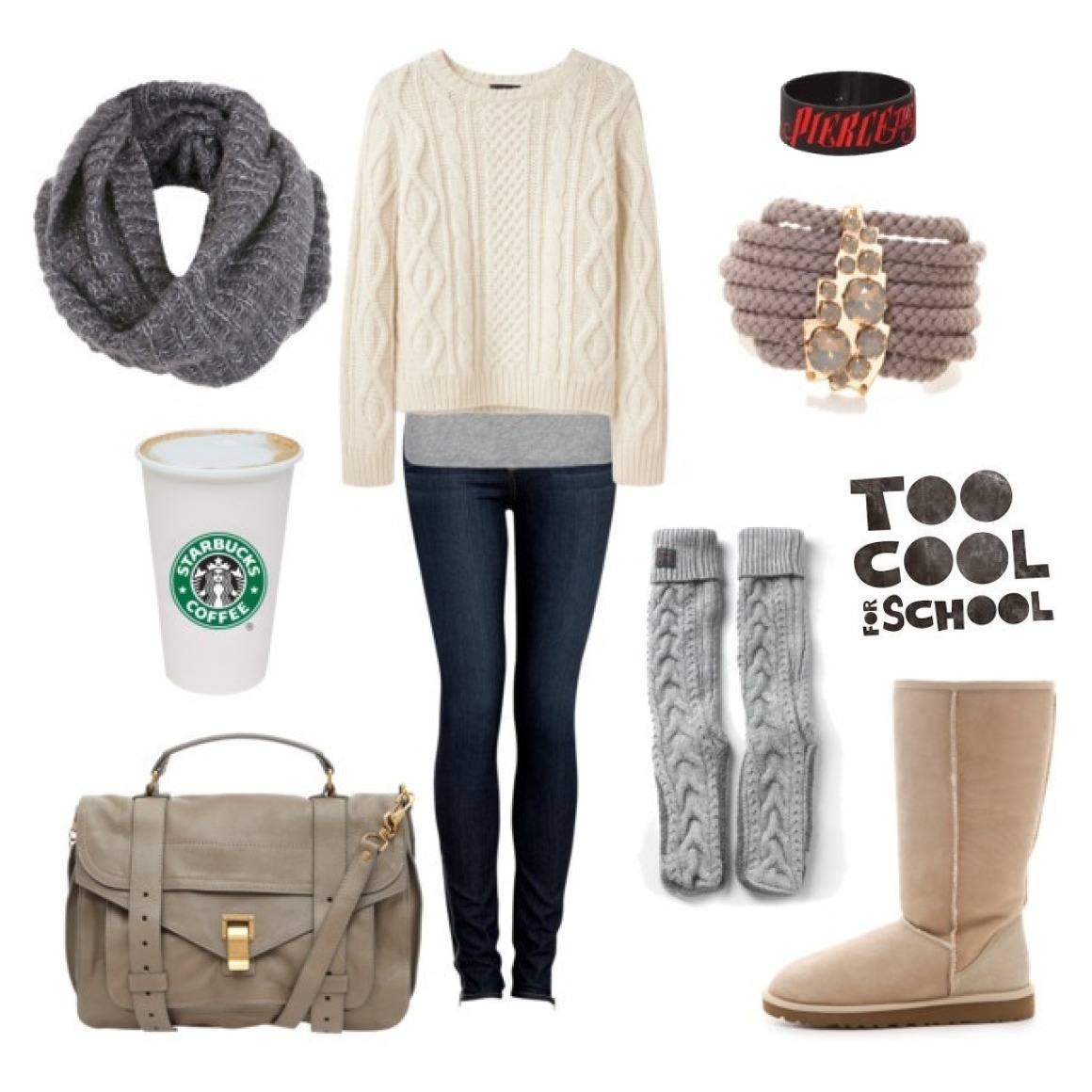 The Various Options For Cute School Outfits  Cute Winter Outfits Polyvore  Images For Cute Outfits