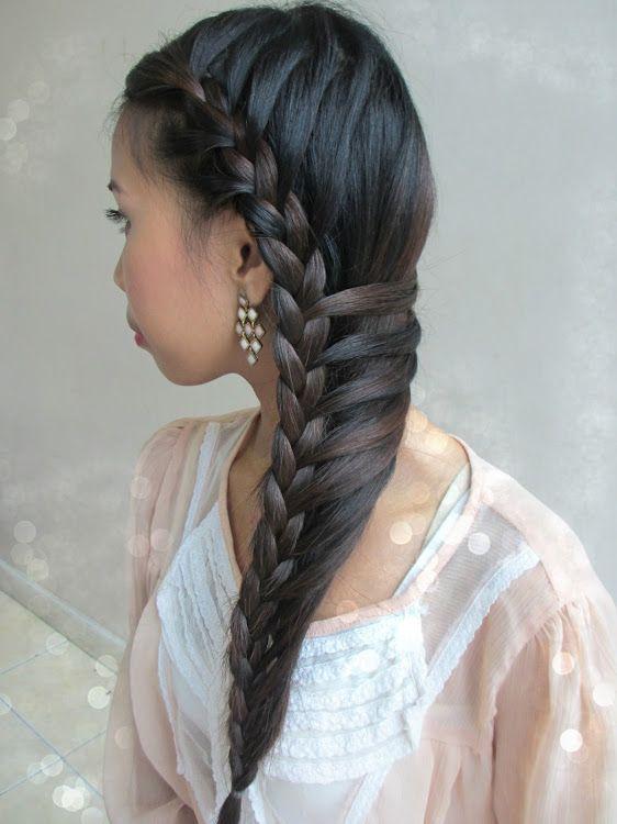 15 Adorable Mermaid Braids - Pretty Designs
