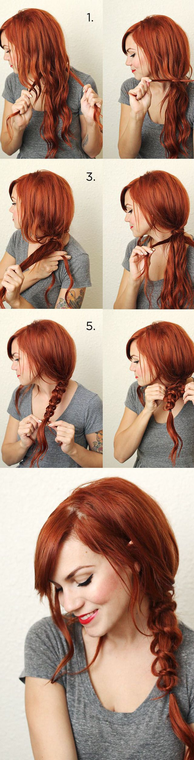 15 Easy Braid Tutorials You Have Never Tried Before ...