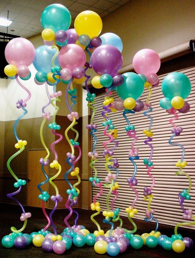 15 Fantastic Balloon Décor Ideas You Wonu0027t Miss