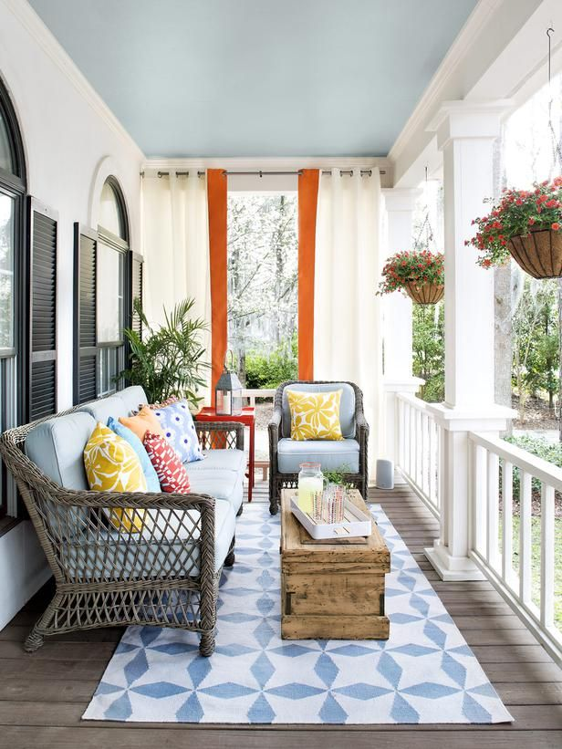 15 Porch Upgrading Ideas for Home