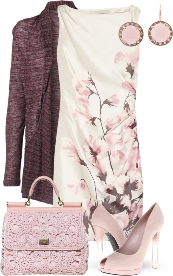 15 Romantic Polyvore Outfits