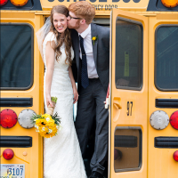 15 Wedding Ideas in School Themes