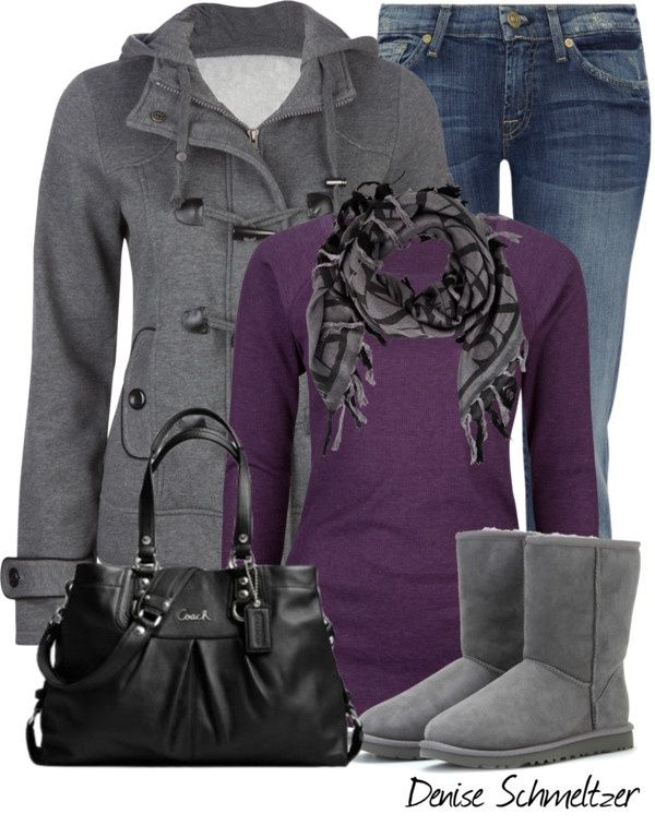 20 Cute Polyvore Outfits for Fall/Winter