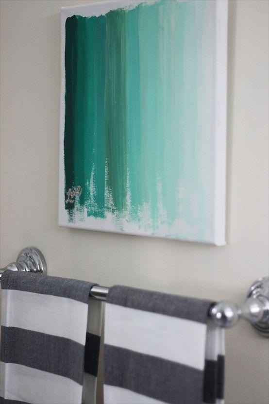20 Diy Painting Ideas For Wall Art Pretty Designs