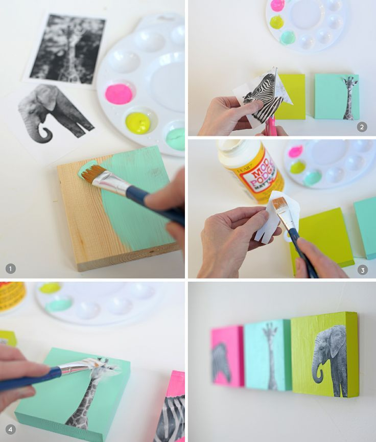 Diy Wall Painting Ideas : Diy painting ideas for wall art pretty designs