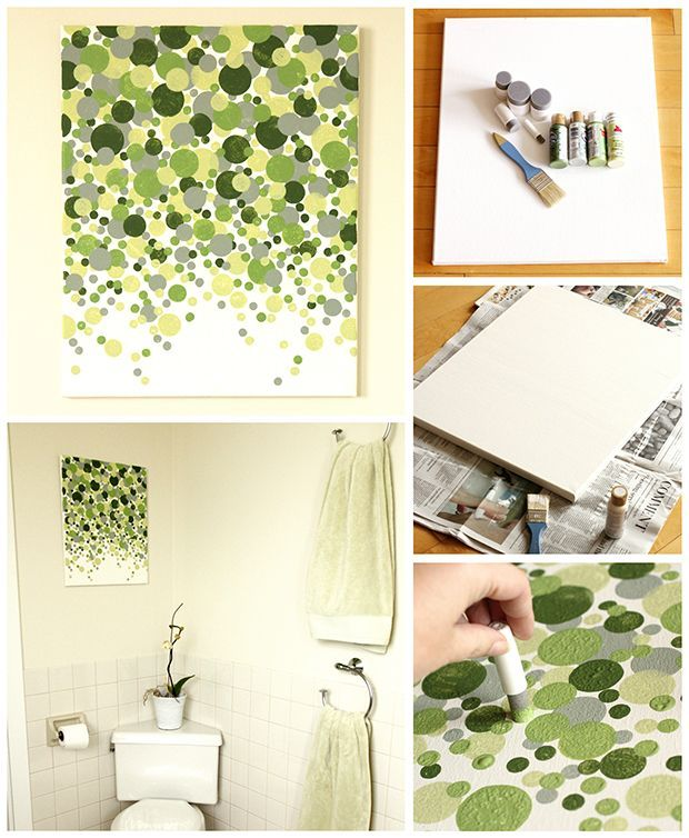 Do It Yourself Home Decorating Ideas: 20 DIY Painting Ideas For Wall Art