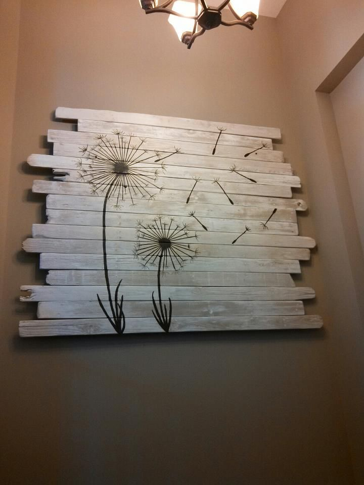 Diy Wall Decor Wood : ? what can i do with leftover flooring the floors to your