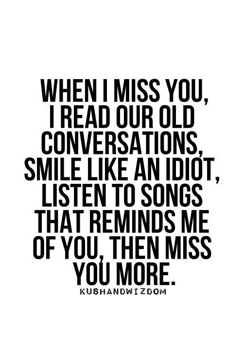 Sad I Miss You Quotes For Friends: 20 Inspirational Love Quotes For Him